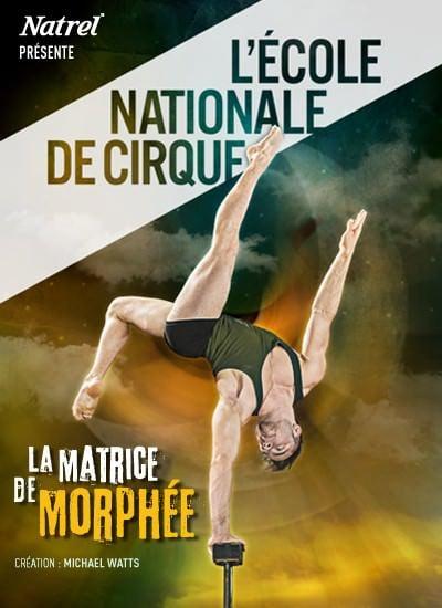 Source: École Nationale du Cirque Montréal