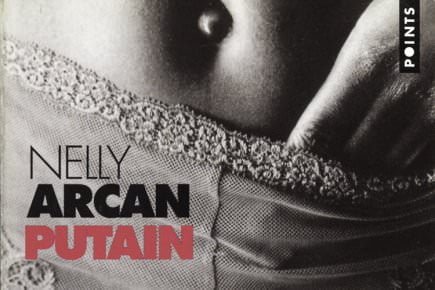 La couverture de Putain par Nelly Arcan