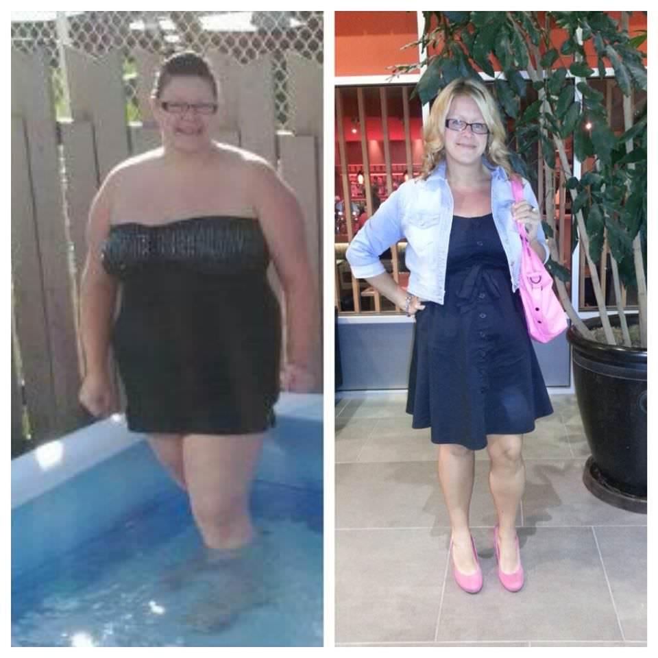 Tiré de la page Facebook de:  Me, Myself et mes kilos en trop
