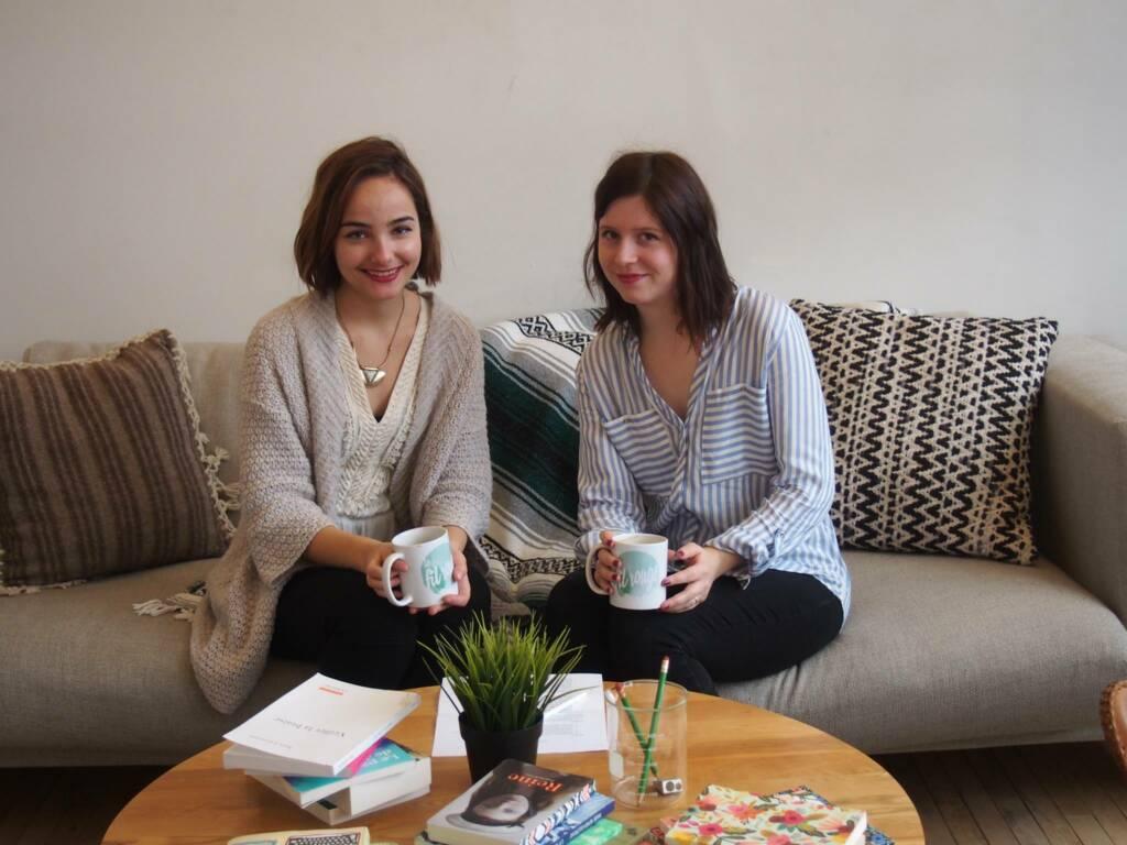 Marjorie (gauche) et Martine (Droite) - Photo courtoisie