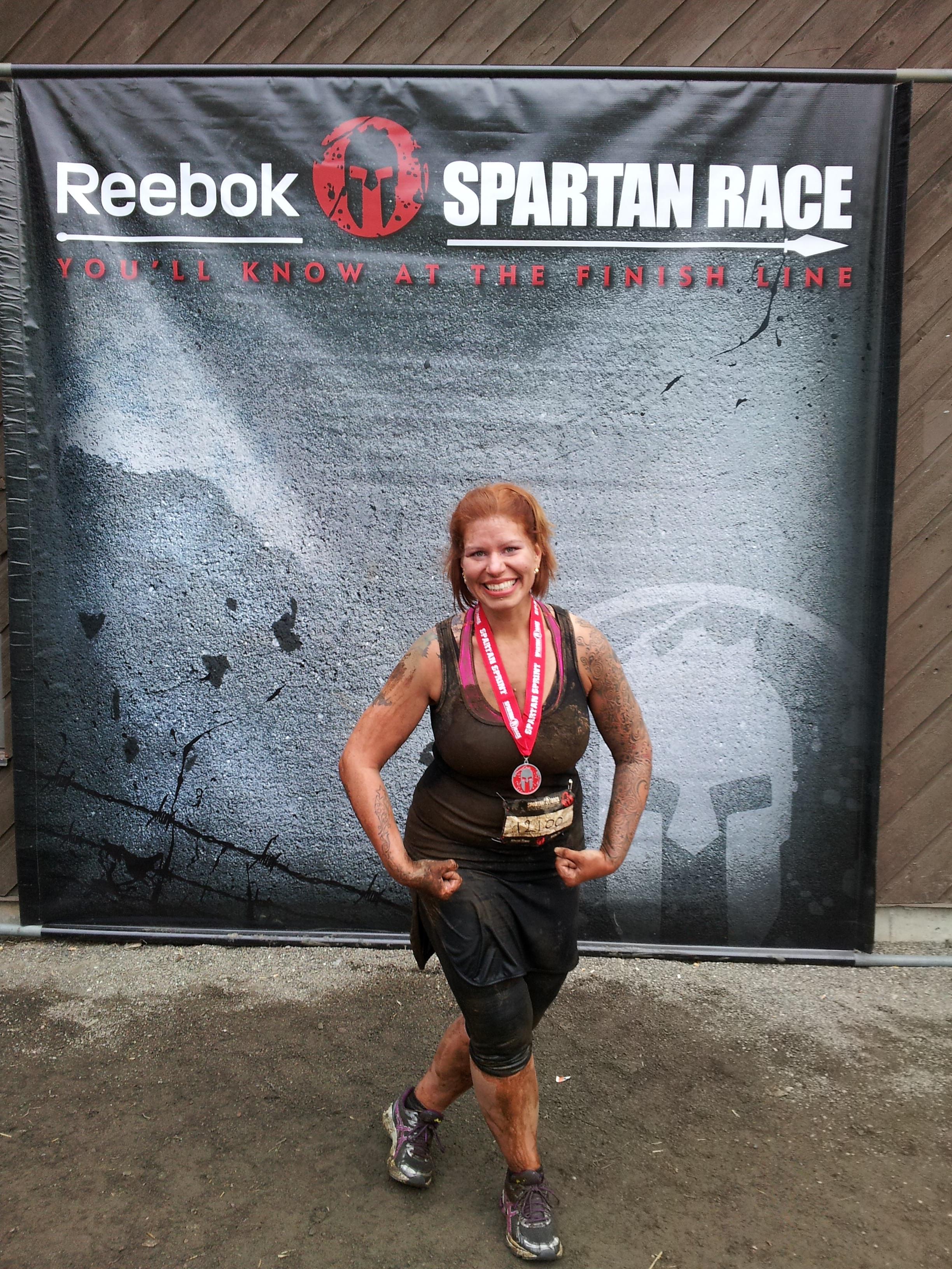 Spartan Race Josee Leblond