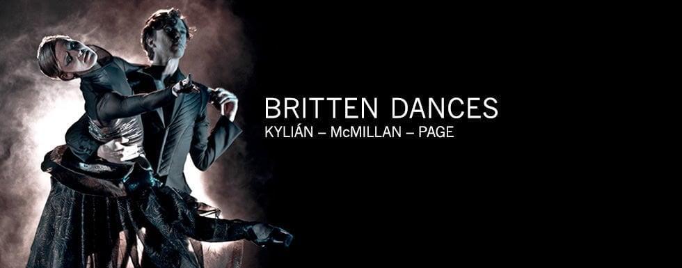 Britten Dances Royal Ballet of Flanders