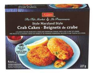 Beignets de crabe