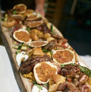 Planche de viandes Restaurant Su