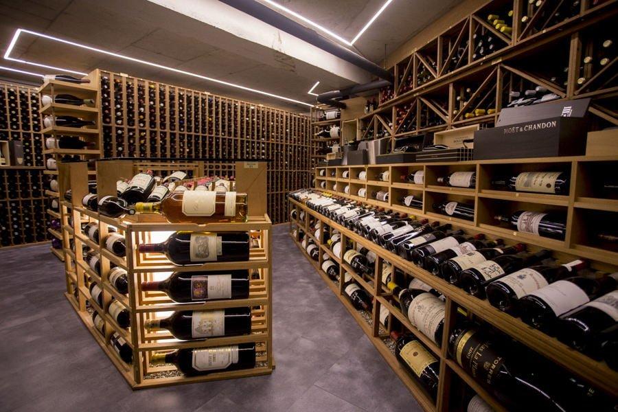 Cave a vins Coureur des bois À la découverte du Bourgogne Aligoté et du bistro Le Coureur des bois 4