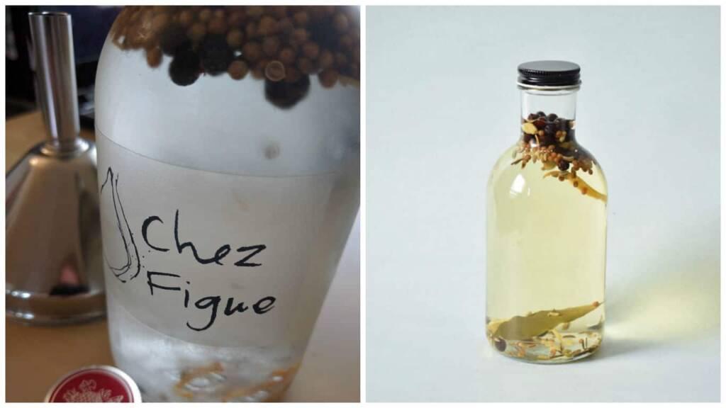 Crédit photo (gauche) : Mélanie Galipeau Crédit photo (droite) : Chez Figue