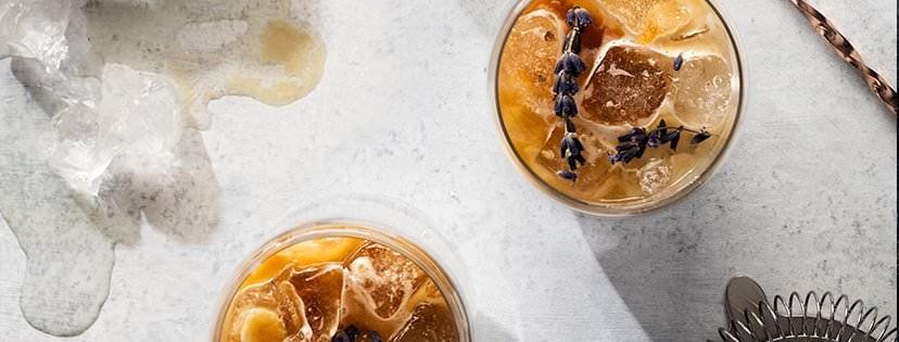 Cocktail au café et au kéfir Liberté 1