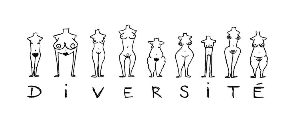 Les folies passagères : l'art de la diversité corporelle. 4