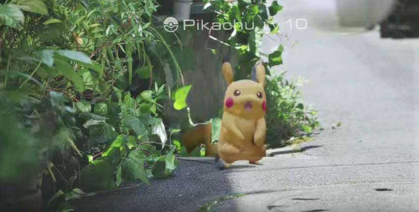 Pokémon Go, ou le buzz de la réalité augmentée 1