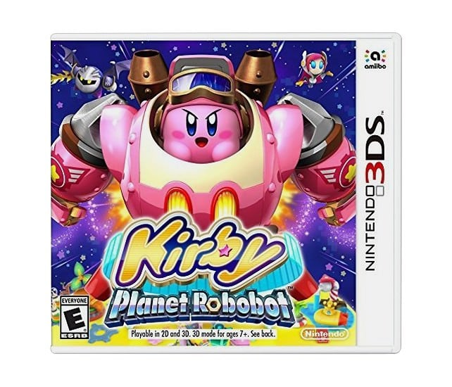 Kirby Planet Robobot Crédit photo : Best Buy