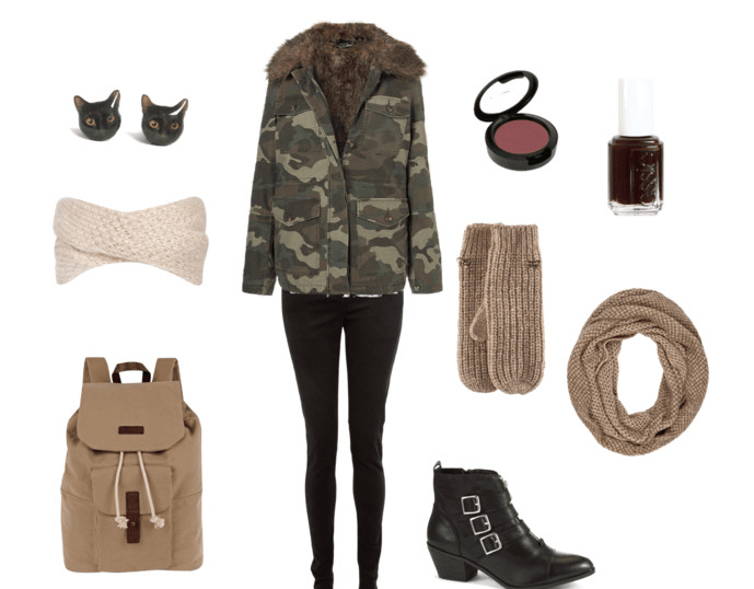 Casual MIlitaire