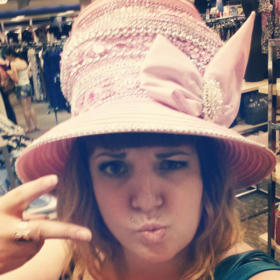 Chapeaux chez Sears