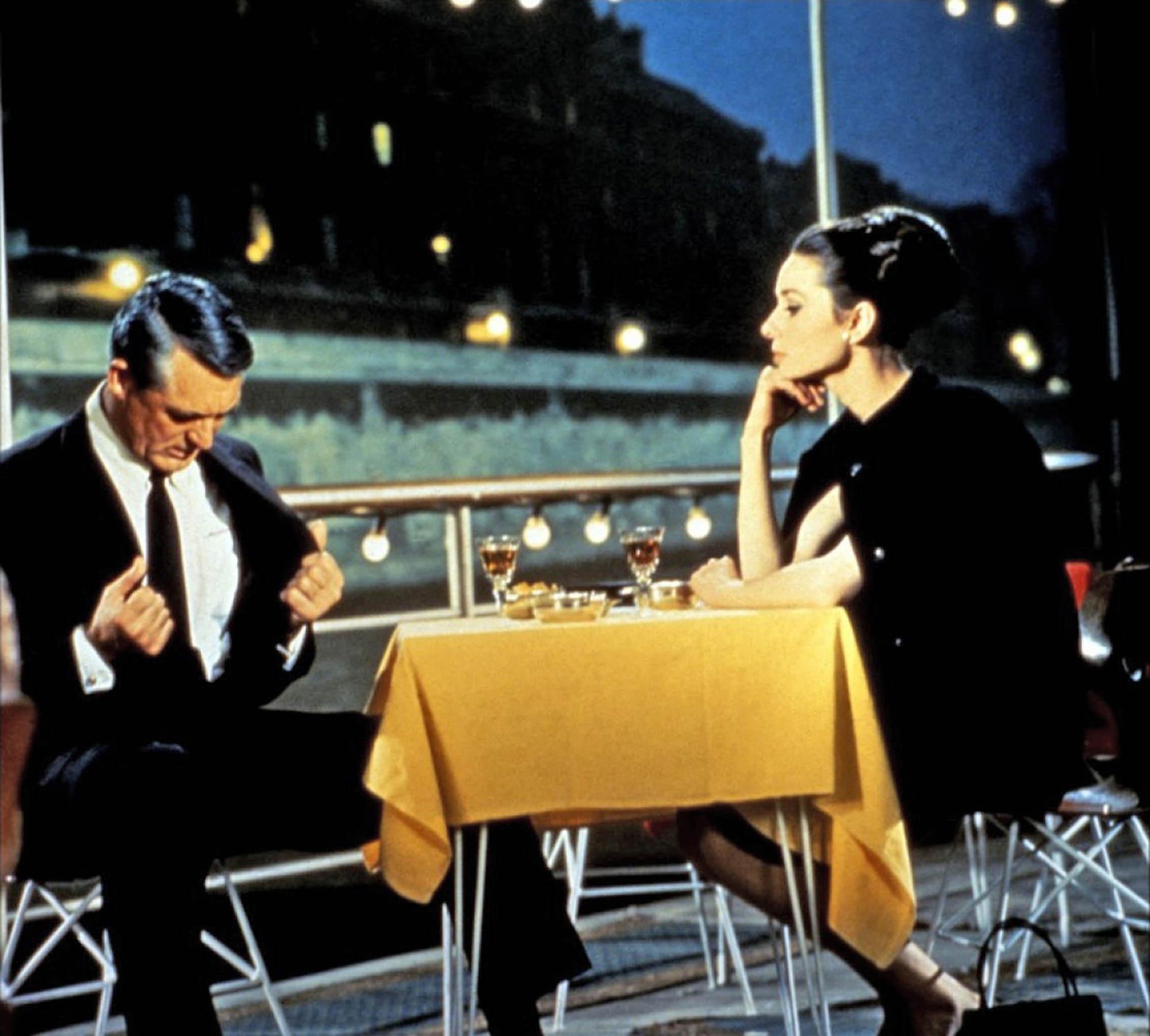 Audrey Hepburn, Charade (1963) starring Cary Grant