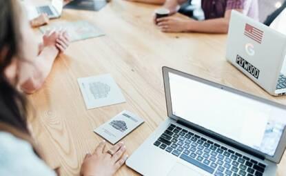Google Trick Meeting Room | Boucle Magazine