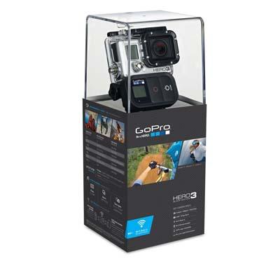 Caméra GoPro Hero3: Black Edition (Amazon)