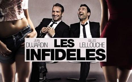 """Les infidèles"" (film). France. Mars distribution. ( 2012), 109min."