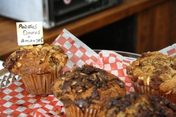 muffins méchant café
