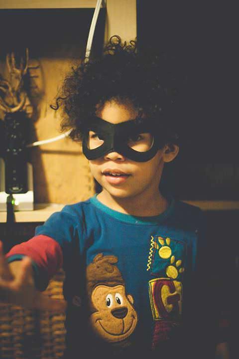Noah super héros