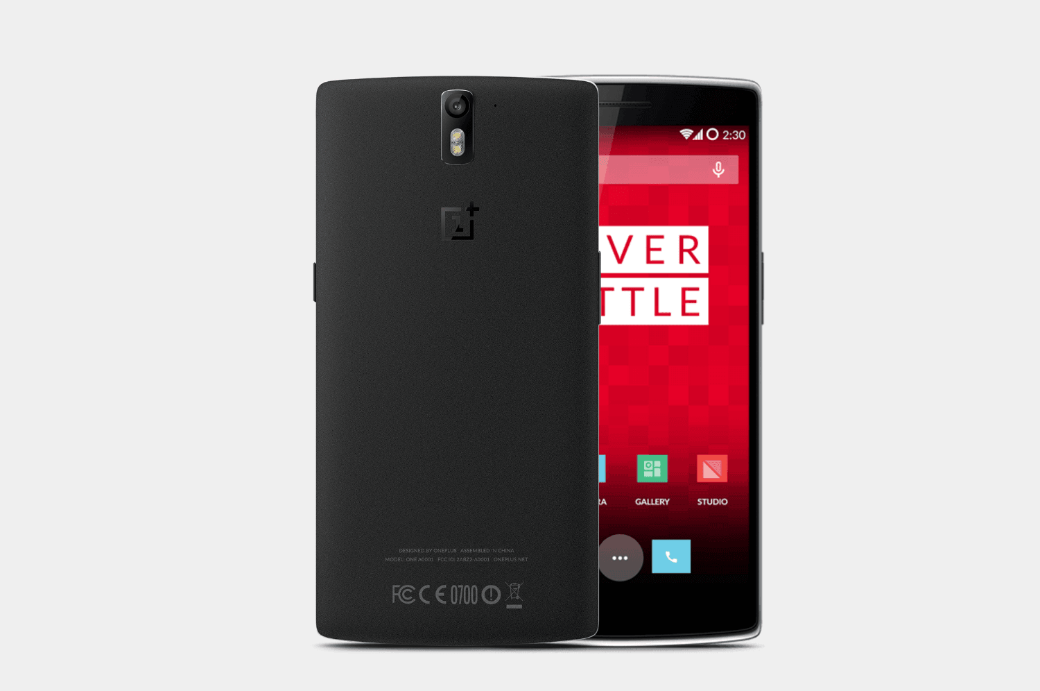 OnePlus One le cell de l'année OnePlus One | Boucle Magazine