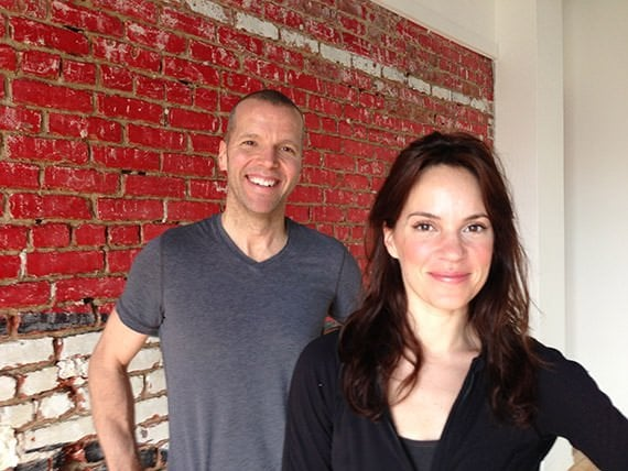 Erik Giasson et Geneviève Guérard