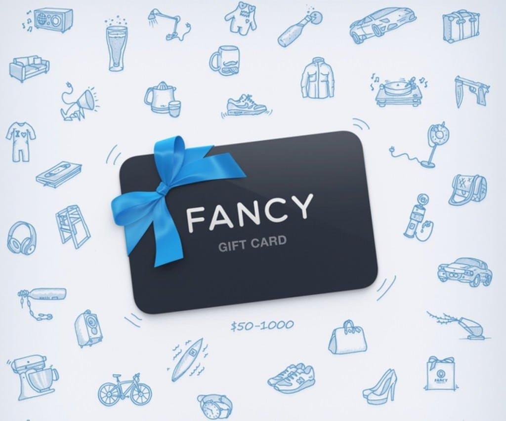 La Fancy Gift Card