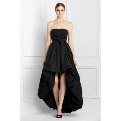 robe-longue-soie-gris-fonce-bcbg-max-azria-526143526-149548