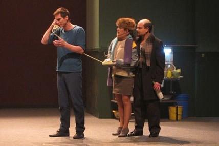 Moi, dans les ruines rouges du siècle, Théâtre D'aujourd'hui, 2013