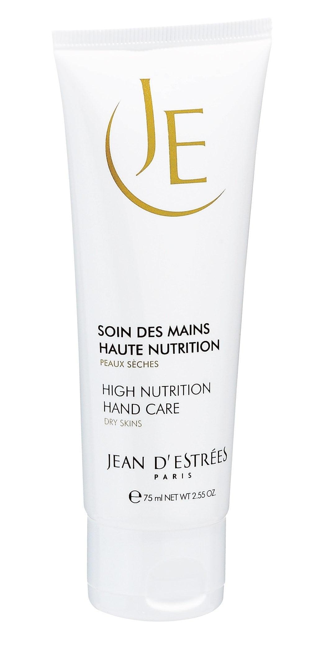 Soin des mains Haute nutrition de Jean d'Estrées Paris