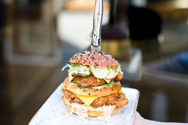 Burger Bird Bar Burger Week