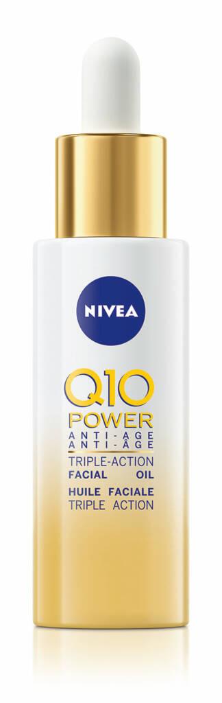 Nivea lotion Q10 power