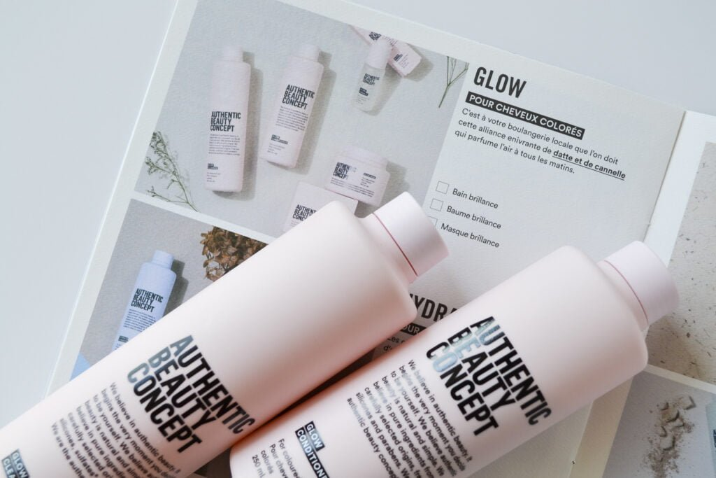 Authentic Beauty Concept Glow collection