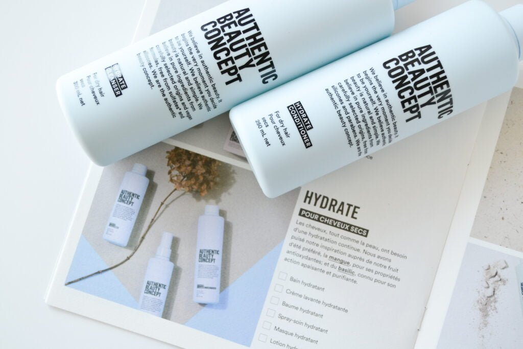 Authentic Beauty Concept Hydrate collection