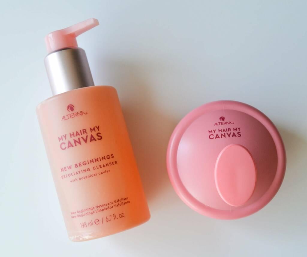 shampoing exfoliant alterna