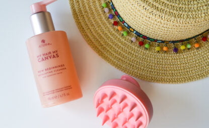 alterna shampoing exfoliant